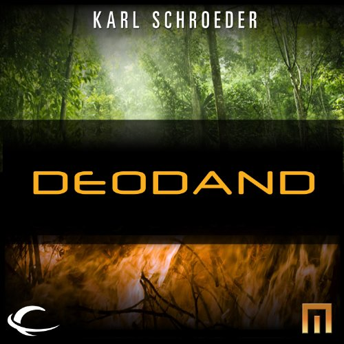 Deodand audiobook cover art