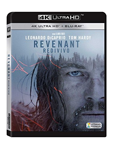 revenant - redivivo (1 blu-ray ultra hd+1 blu-ray)