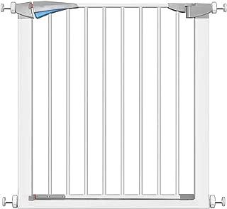 Bonarca ペットゲート 突っ張り式 [選べる3サイズ&拡張可能] 前後90度開閉 オートクローズ機能付き (M)