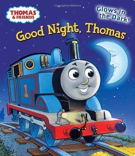 Good Night, Thomas (Thomas & Friends (Board Books)) by Wilbert Vere Awdry(2012-08-07)