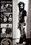 1art1 Anzug 36735 Tokio Hotel-Collage Poster (91 x 61 cm)