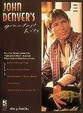 [(John Denver's Greatest Hits )] [Author: John Denver] [Jan-1997]