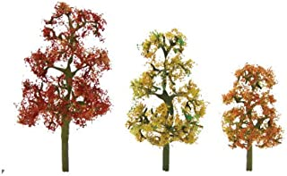 JTT Scenery Products Premium Series: Autumn Sycamore, 2-3""