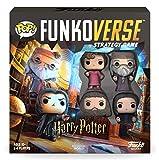 Funko 45892 POP Funkoverse Harry Potter 102-Expandalone Juego de mesa de estrategia, multicolor...