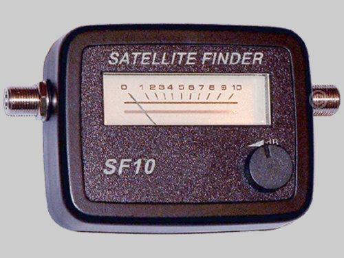 Good Connections S-1002 - Localizador para equipos por satélites, negro (importado)