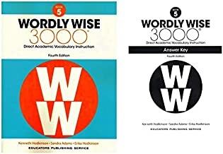 Wordly Wise 3000® 4th Edition Grade 5 SET -- Student Book and Answer Key (Direct Academic Vocabulary Instruction)