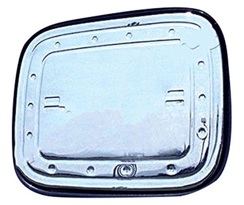 akhan ks1184Couvercle-Réservoir en acier inoxydable Convient pour Caddy (2010->)