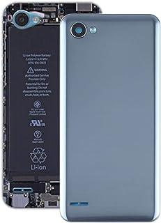 Battery case Jrc Battery Back Cover for LG Q6 / LG-M700 / M700 / M700A / US700 / M700H / M703 / M700Y(Black) Mobile phone ...