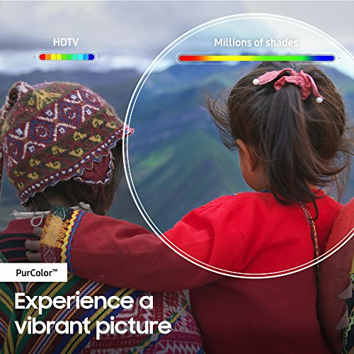Samsung UN75NU7100FXZA Flat 75 4K UHD 7 Series Smart LED TV (2018)