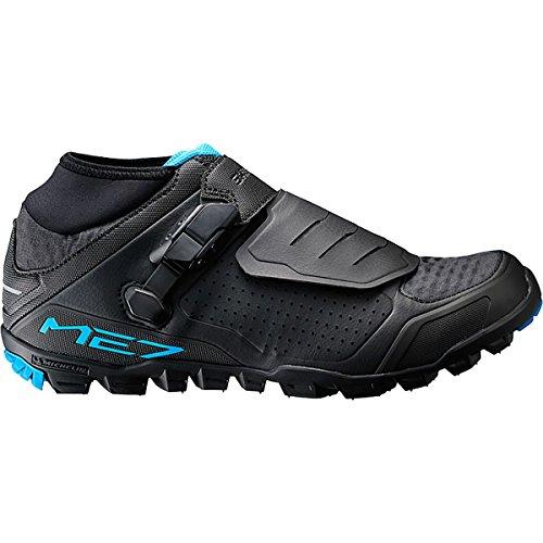 SHIMANO SH-ME7 Cycling Shoe - Men's Black; 48.0