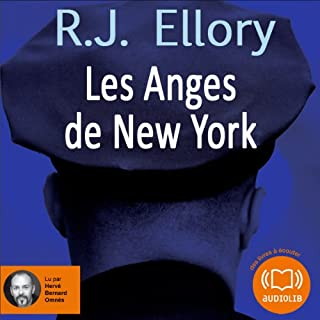 Couverture de Les Anges de New York