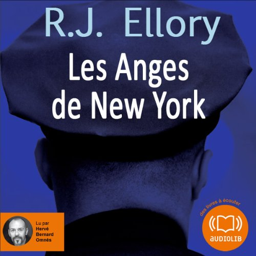 Les Anges de New York audiobook cover art