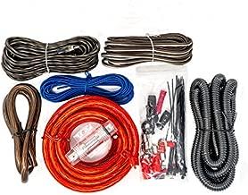 SoundBox ECK4v2, 4 Gauge Amp Kit - Complete Amplifier Install Wiring - 2500W