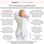 SwaddleDesigns-Transitional-Swaddle-Sack-with-Arms-Up-Half-Length-Sleeves-and-Mitten-Cuffs-Tiny-Hedgehogs-Medium-3-6mo-14-21-lbs-Parents-Picks-Award-Winner-Easy-Transition-with-Better-Sleep