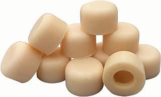 Premium Silicone Almond Door Stopper Tips 1/4