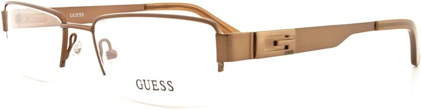 Guess Eyeglasses GU/1678 GU1678 Satin Gold Optical Frame