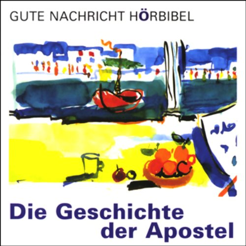 Die Geschichte der Apostel Titelbild