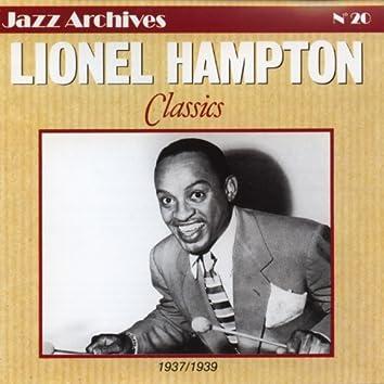 Lionel Hampton Classics 1937-1939 (Jazz Archives No. 20)