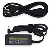19V 2.10A 40W Alimentatore Caricabatteria compatibile con Asus Eee Pc 1015PD X101CH 1011PX 1101HA | EXA0901XH | EXA1004EH | 90-XB02OAPW00100Q | EXA1004EH | ADP-40PH AB | Ext: 2.5 * Int: 0.7 mm
