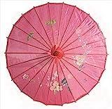 Sombrillas de Bamboo