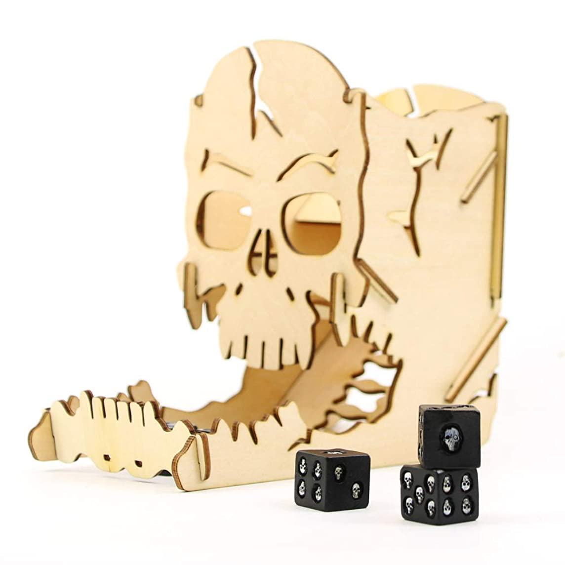 EP-Toy 3D Wooden Model, Scorpion Tower Party Party Drinking Creative Toys