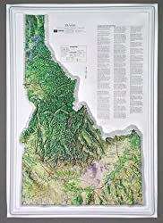 Travel Guides & Topo Maps for North Idaho
