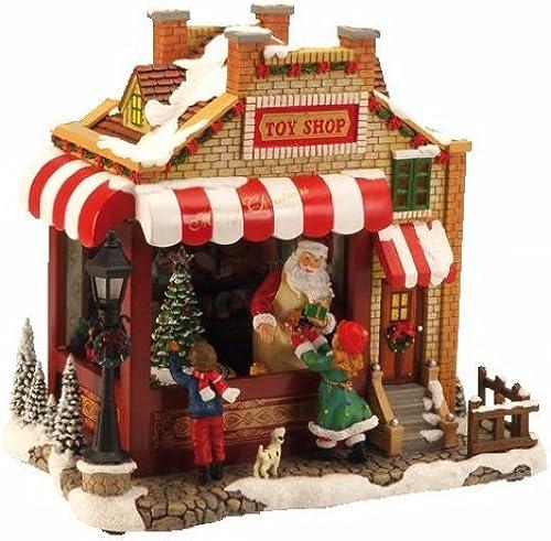 MusicBox Kingdom 52004 Toy Shop Music Box, Medium by MusicBox Kingdom