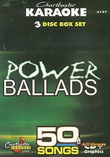 Karaoke: Power Ballads by Various Artists (2010-02-02)