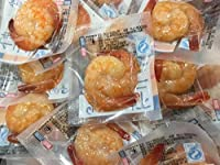 真空パッケージエビ肉のスナック中国海から400 g