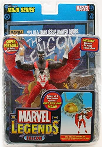 Diamond Select The Avengers Marvel Legends Mojo Serien Figur Falcon