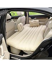 Vinteky® complete set, waterdichte en opblaasbare matras voor de auto, om te zetten in opblaasbare bank, voor kamperen, goed herstel en slaap, luchtmatras, opblaasbare matras voor reizen met de auto, opblaasbaar bed voor camping, universeel luchtbed voor de auto