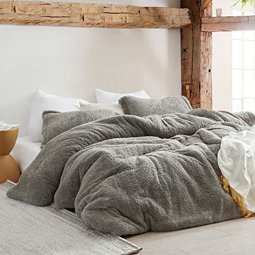 Byourbed Sleepy Haven - Coma Inducer Oversized King Comforter - London Fog