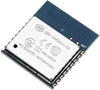 Ghlis Maigt SP-WROOM-02 ESP8266シリアルワイヤレスWIFIモジュールリモートトランシーバー4M 32Mbit 逆接