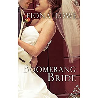 Boomerang Bride audiobook cover art