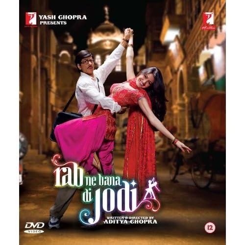 Rab Ne Bana Di Jodi (2008) - Shah Rukh Khan - Anushka Sharma - Bollywood - Indian Cinema - Hindi Film [DVD] [NTSC]