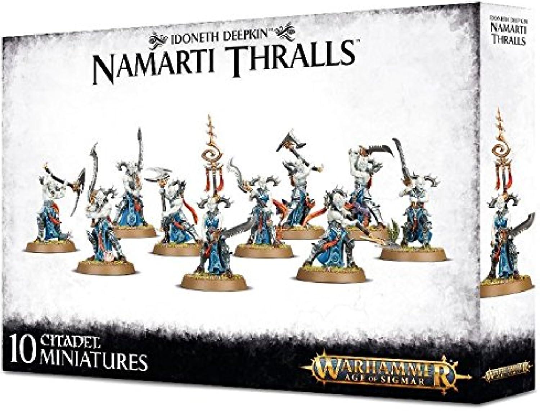 Games Workshop Idoneth Deepkin Namarti Thralls Warhammer Age of Sigmar