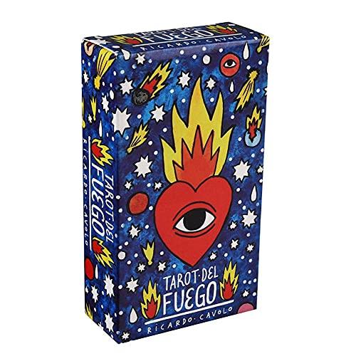 Tarot del Fuego Tarjetas Tarot del Fuego Cards