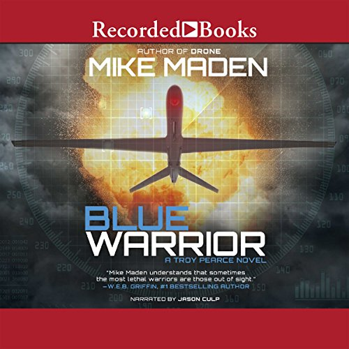 Blue Warrior audiobook cover art