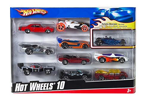 Hot Wheels - Coches básicos pequeños - coches juguettes (Mattel 05785)