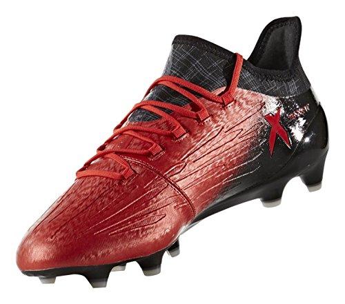 adidas X 16.1 FG, Herren Fußballschuhe, Rot (Rosso Rojo/ftwbla/negbas), 44 EU (9.5 UK)