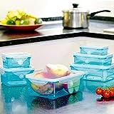Lunchbox to go Fresh & Clik - 6er Set