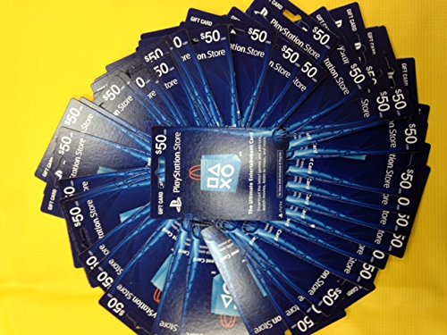 $50 PlayStation Store Gift Card - PS3/ P- Buy Online in Tanzania at  Desertcart
