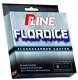 P-Line Floroice Fishing Spool (100 Yard, 4-Pound)