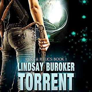 Torrent     Rust & Relics, Book 1              By:                                                                                                                                 Lindsay Buroker                               Narrated by:                                                                                                                                 Nola Zandry                      Length: 9 hrs and 48 mins     8 ratings     Overall 3.6