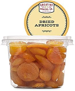 Creative Snack Apricots Cup Dried, 10.5 oz