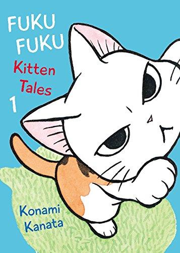 Fukufuku kitten tales vol. 1 (english edition)