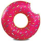 PONGYUAN Anillo de natación Inflable Donut Flotador Piscina Verano Anillos de natación Playa Agua Piscina Flotador Juguete para Adultos y niños … (#90)