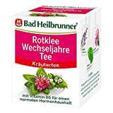Bad Heilbrunner - Té de trébol rojo Menopausa fbtl, 8 unidades