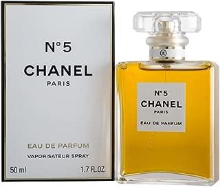 N°5 by Chanel for Women - Eau de Parfum, 50 ml