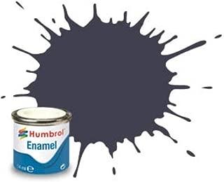 Humbrol Enamel Paint Blue Grey Matt 14ml jar #0079